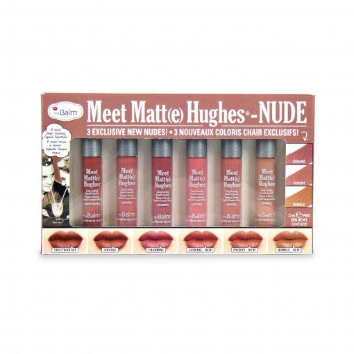 Meet Matte Hughes Mini Kit- Nude (Volume 8)