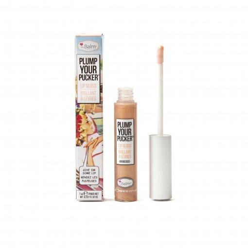 Plump Your Pucker Lip Gloss Overstate